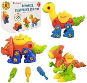 Dinosaur Stem toys
