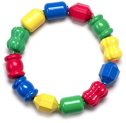 Fisher-Price Brilliant Basics Snap Lock Beads