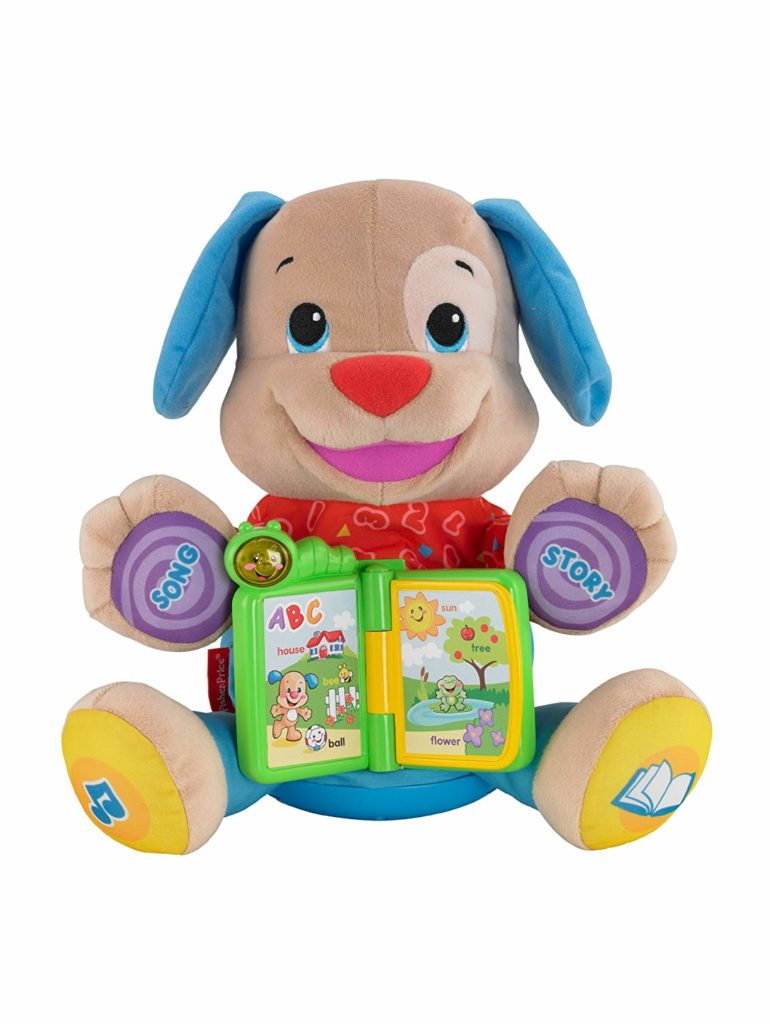 Fisher-Price Laugh & Learn Singin puppy