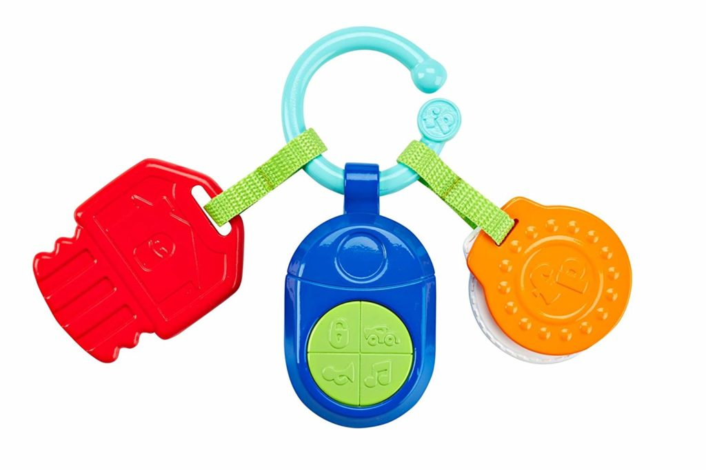 Fisher-Price Musical Clacker Keys