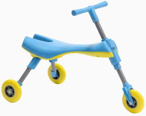 Fly Bike – Foldable Indoor Outdoor Toddler Glide Tricycle