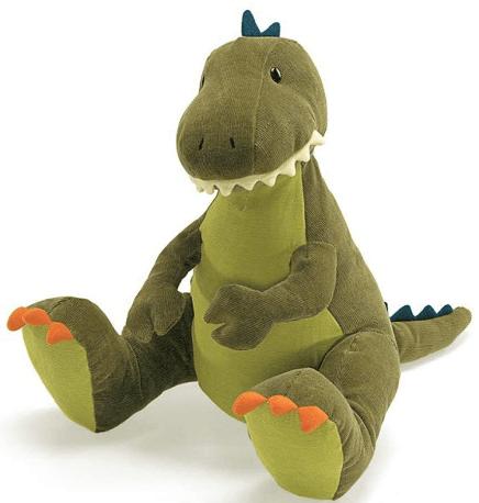 GUND Tristen T-Rex Dinosaur Stuffed Animal Plush