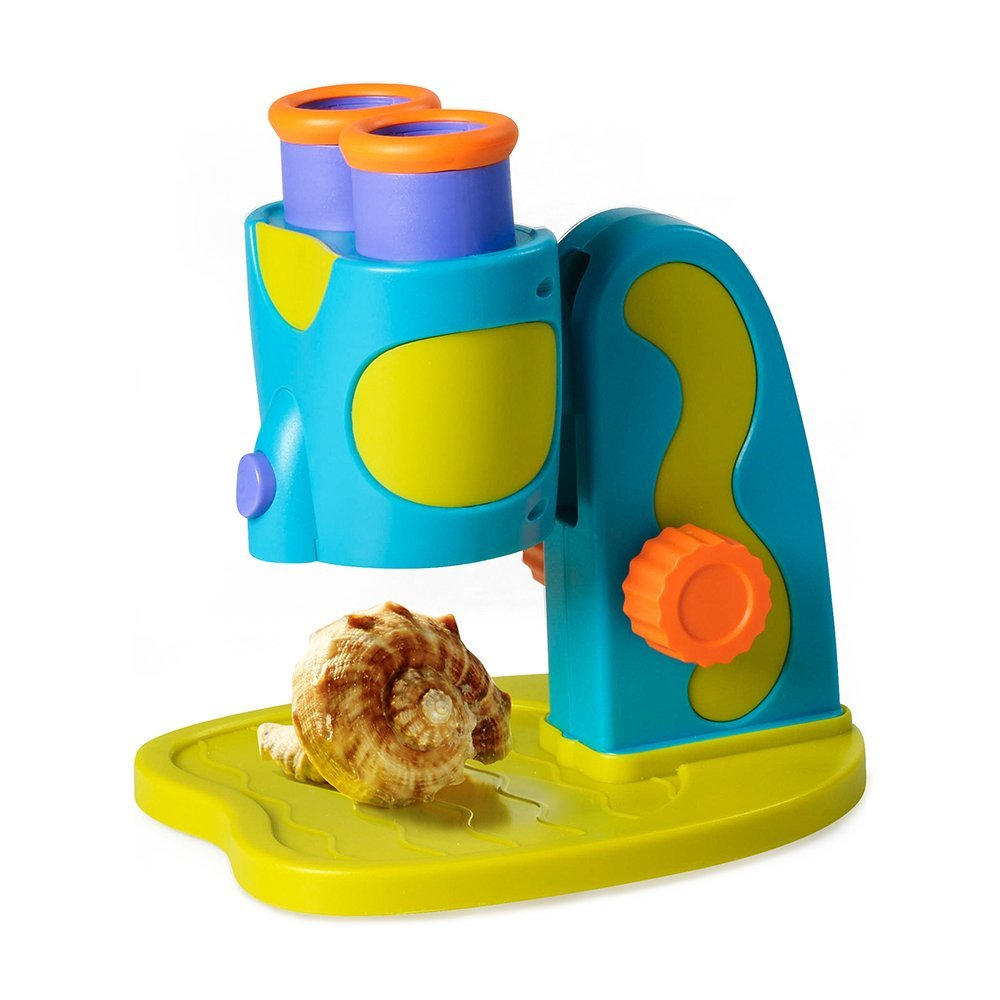 GeoSafari Jr. My First Microscope STEM Toy for Pre schoolers