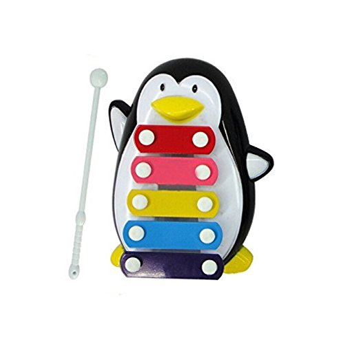 Goodscene Interesting Discovery Penguin 5-Note Xylophone