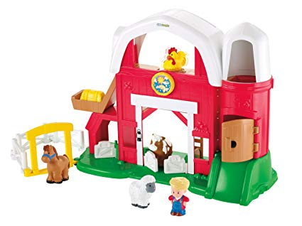 Little People Barn and Farm Animals