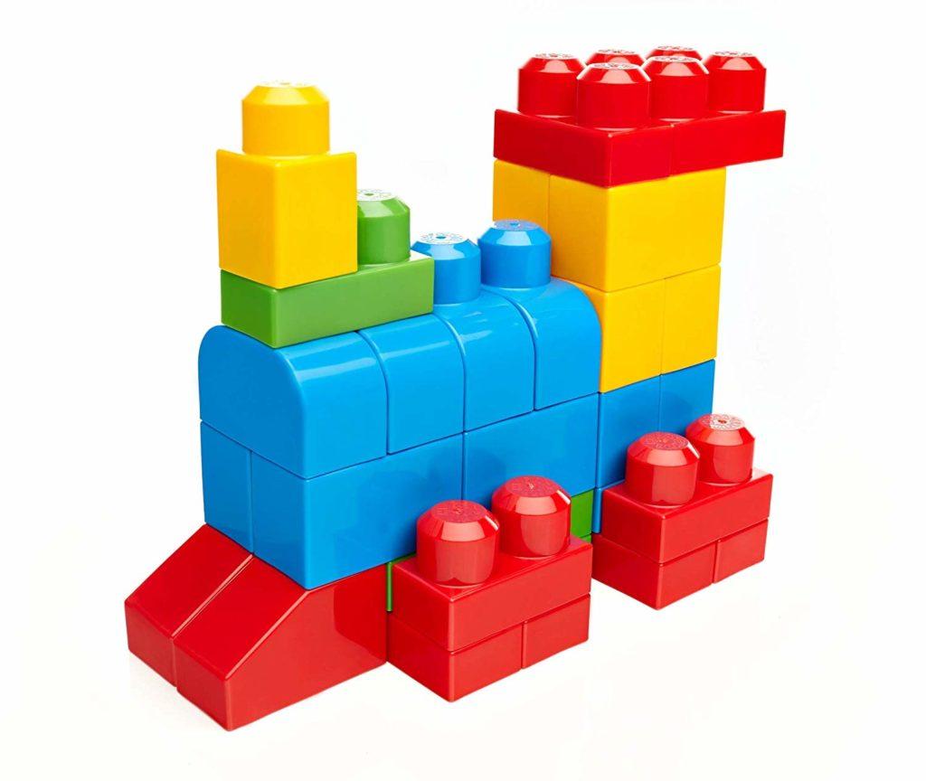 Mega Bloks First Builders Imagination Building Set
