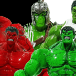 Incredible Hulk Toys & Action Figurine Collection for Toddlers 2020