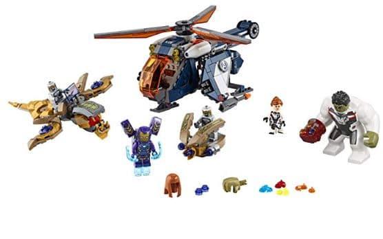 Hulk rescue Toys