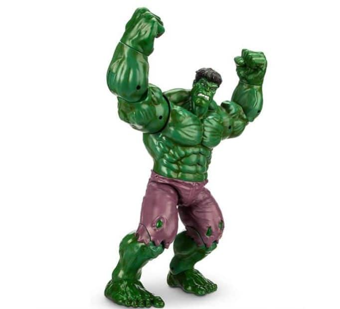 Incredible Hulk toys 2020