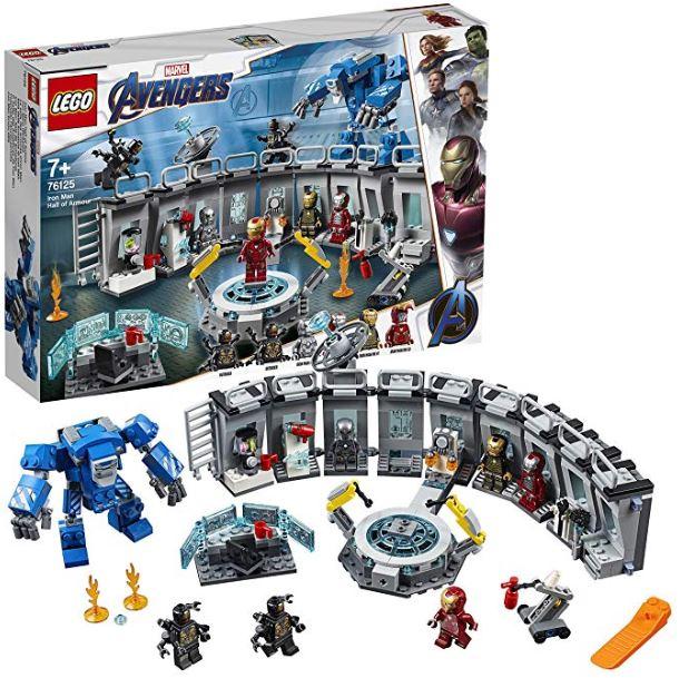 Iron man toys Incredible Hulk