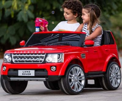 ride-on truck with remote control for parents