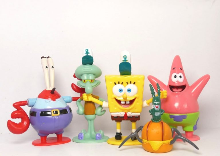 6 Best Lego SpongeBob Toys and Games of All Time