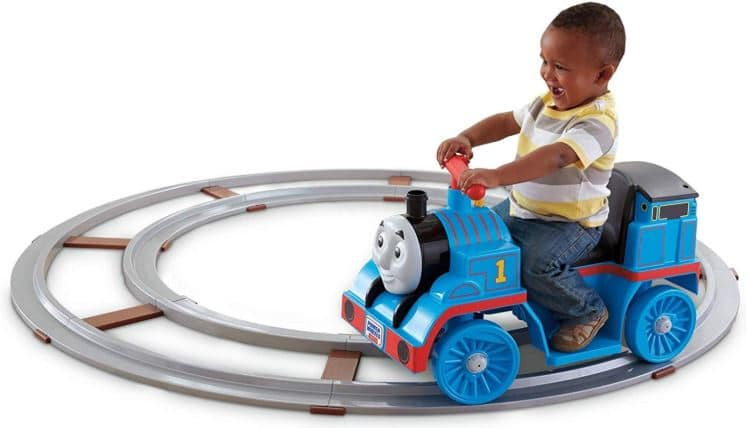 Train toys for kids