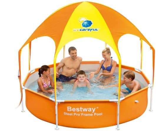 BEst inflatable pool for toddlers