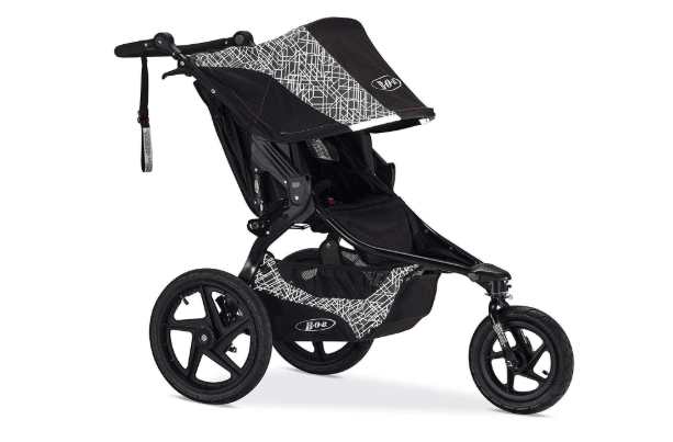 stroller with more than 50 lbs