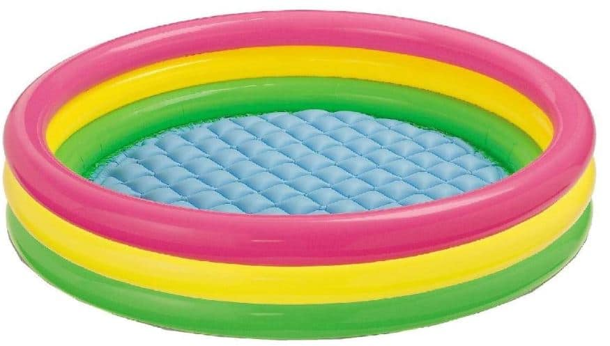 Inflatable swimming pool kids