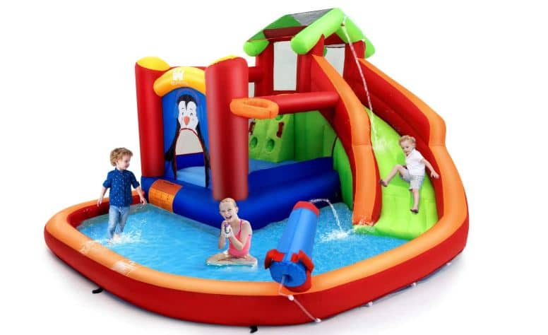 best Inflatable swimming Pools Kiddie