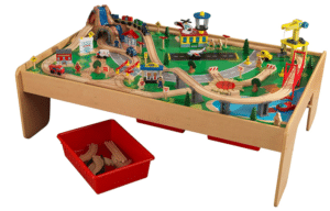 Cool Train Tables for kids