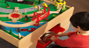 best Train table collection for kids