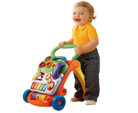 best sit to stand walkers for babies reviewed