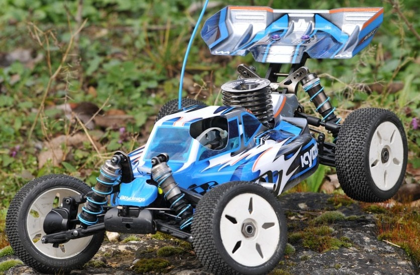Best DIY RC Car Kits to Build Your Own RC Cars