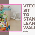 Vtech Sit-to-Stand Learning Walker Review 2021 | ToysNotch