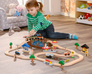 train set for train tables