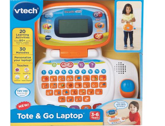 best laptop for kids vtech