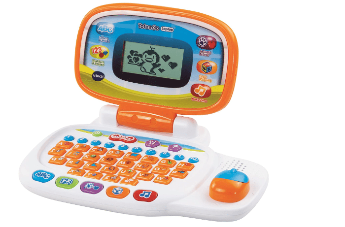 Vtech Tote and Go Laptop Review