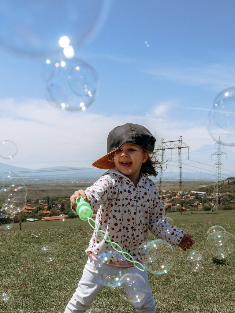Outdoor Toys for 2-Year-Olds: Learning and Fun Combined