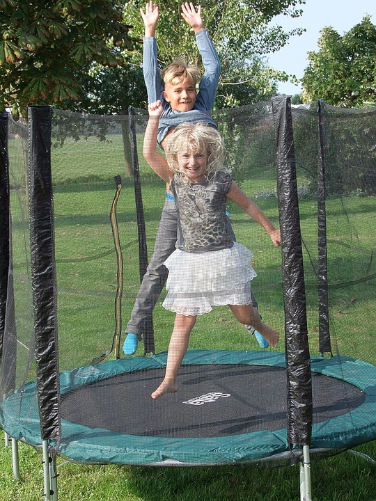 6ft Trampoline: Bouncing Becomes A Lot More Fun