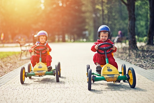 Pedal Go Karts for Kids – Ages 6-12 Year-Olds: Driving Made More Fun