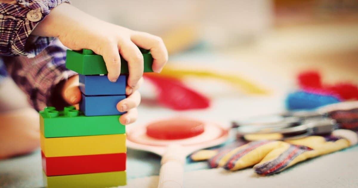 baby building blocks