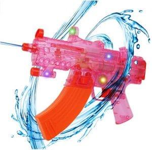 battery powered water guns