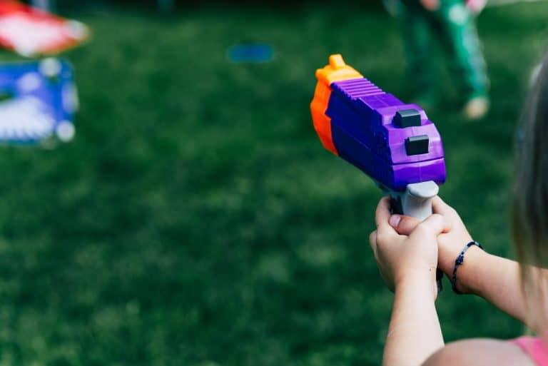 Battery Powered Water Guns: Fun Like No Other!