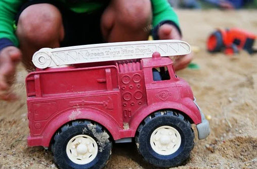 Baby Fire Trucks: Our Recommendations for Your Little Hero