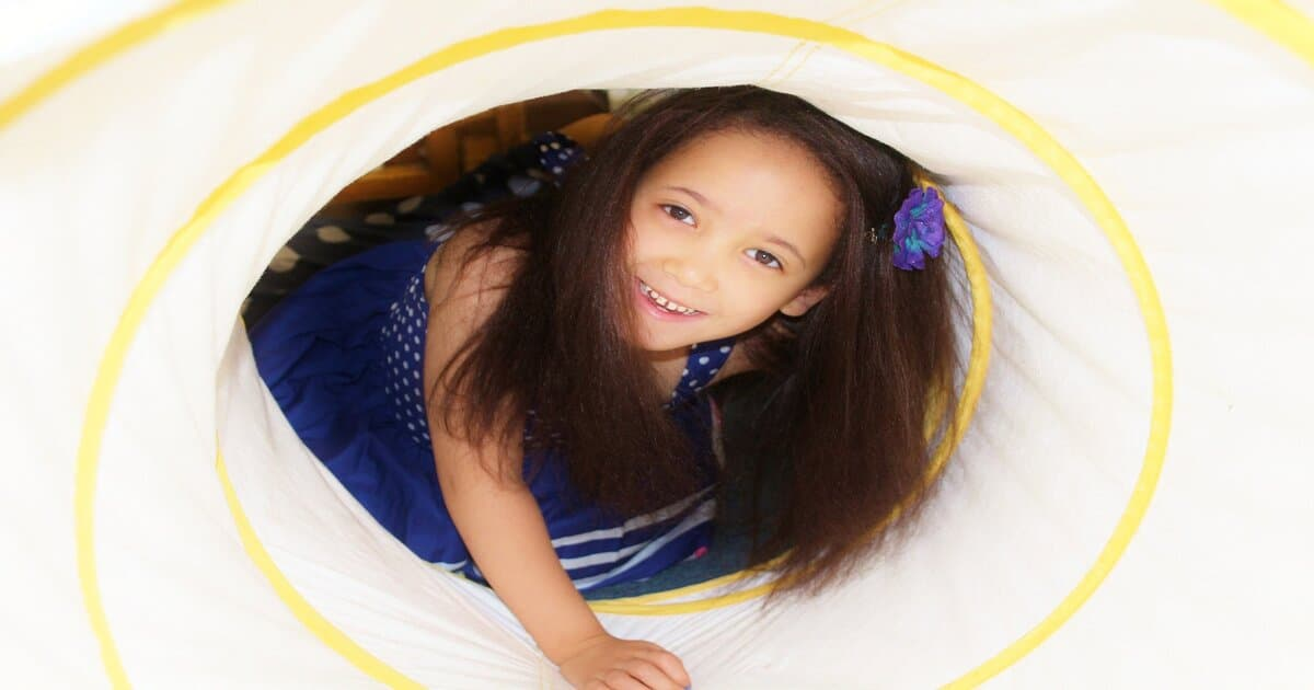 play tunnels for toddlers