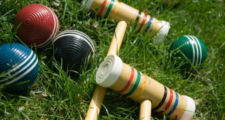 Croquet Game Sets: Enjoying Outdoor Play The Croquet Way