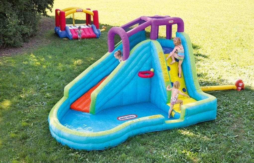 water-slide-bounce-house