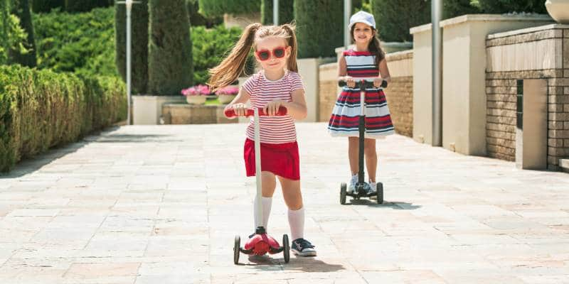 3 wheel electric scooter for kids