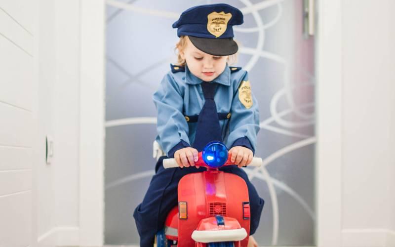 police stuff for kids